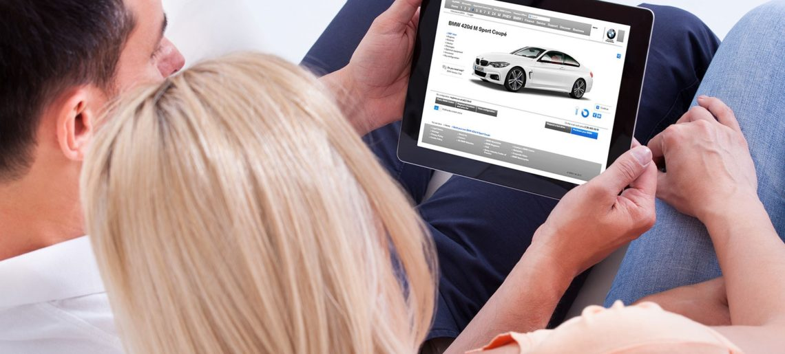 Online buying? Ship your car